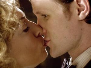 Wibbly-wobbly, timey-wimey romance.