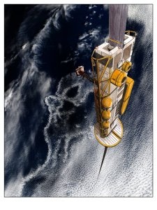 Space Elevator from Charles Radley