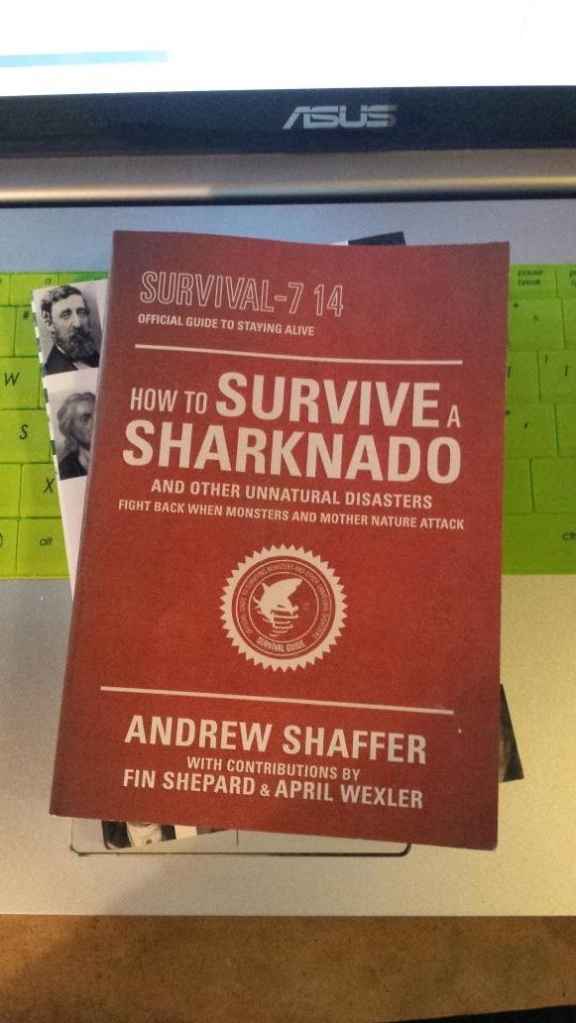 Surviving Sharknado
