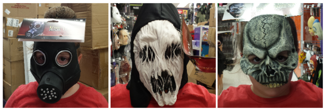 Anna masks