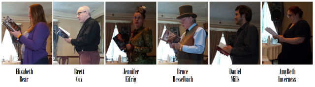 Steampunk Readers