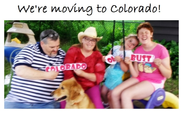 CO or bust Announcement