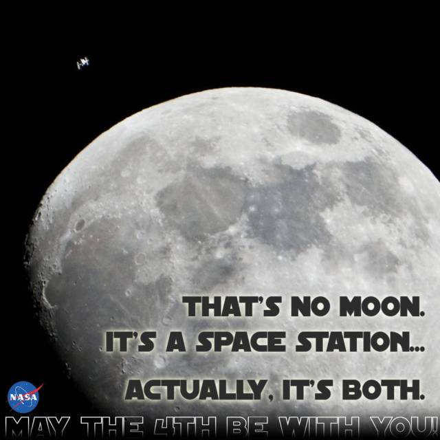NASA has some great shareable images!