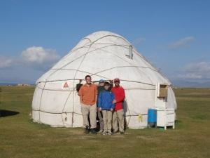 Cohen yurt