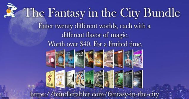 Fantasy in the City Bundle