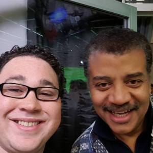 Sparkman and Neil DeGrasse Tyson