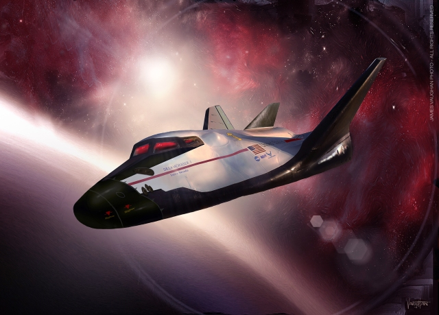Dream-chaser by James Vaughan