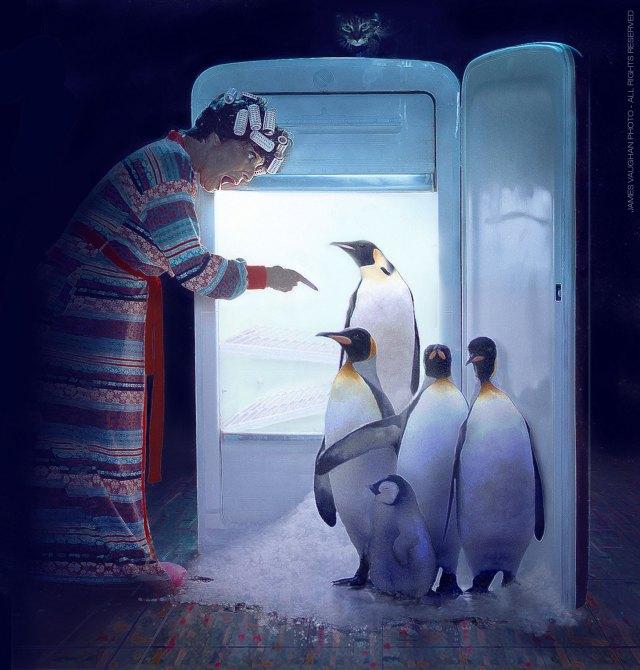 Penguin-Mischief