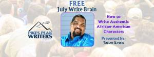 PPW Write Brain African American Characters